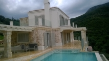 Villa at North East Corfu