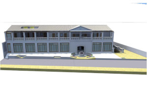 Commercial property in Acharavi