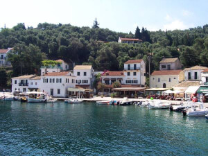 Land in Paxos