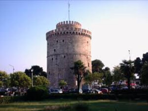 Συγκρότημα διαμερισμάτων στο κέντρο της Θεσσαλονίκης