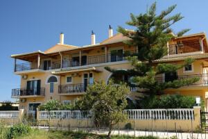 Apartments complex in Agios Giorgos Argirades