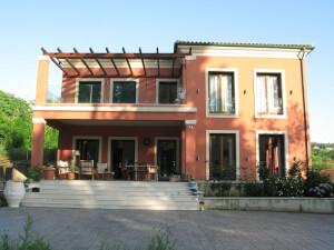 Villa in Triklino